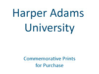 Harper Adams University COMMEMORATIVE