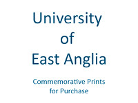 University of East Anglia COMMEMORATIVE