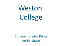 Weston College COMMEMORATIVE