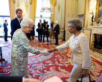 The Queen's Young Leaders Awards 2017 Reception